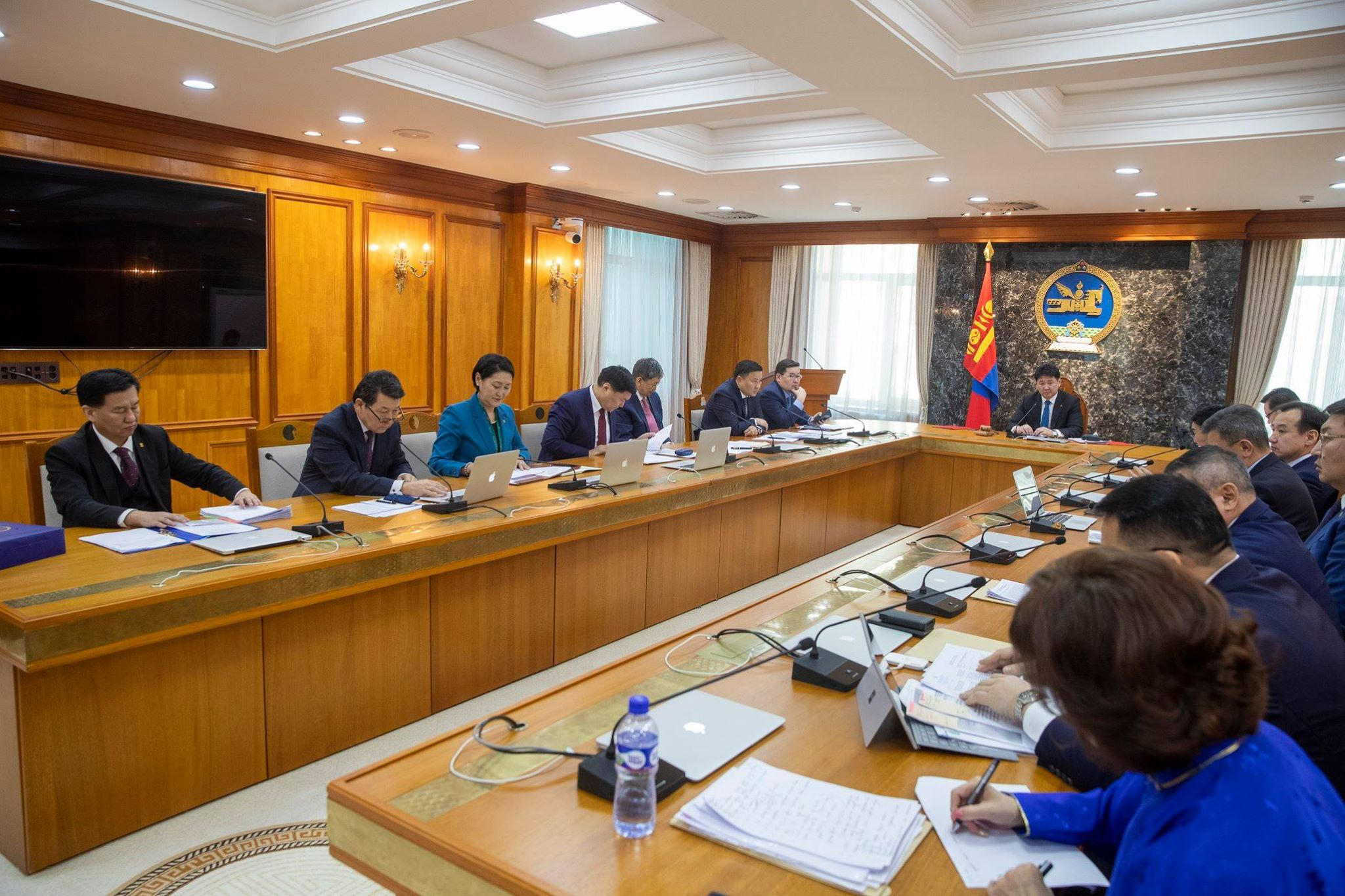 """""""Эрүүл хүнс-Эрүүл монгол хүн"""" үндэсний хөтөлбөр батлагдлаа"""